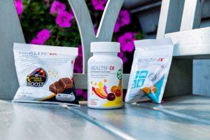 Gesunde und leckere Nahrungsergänzungsmittel