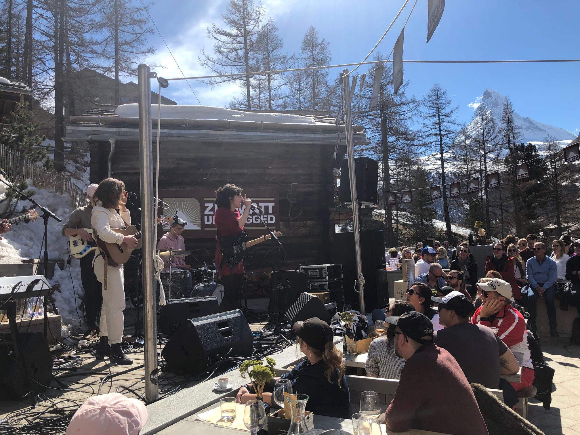 Zermatt Unplugged Steiner Madlaina