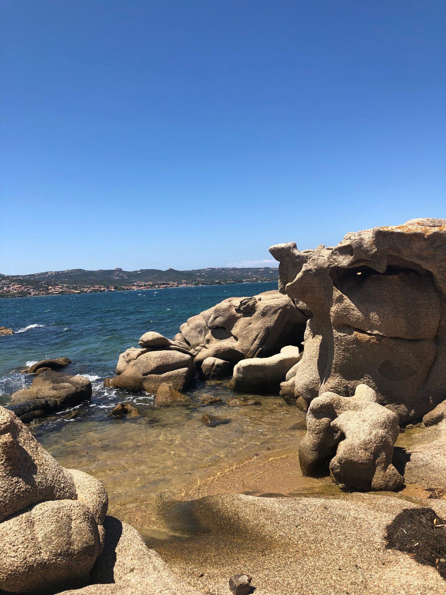 Sardinien Costa Smeralda Cala dei Ginepri
