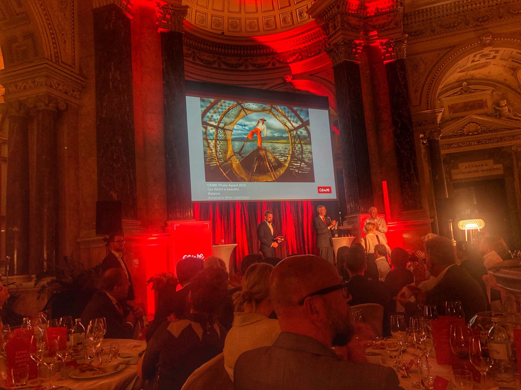 CEWE Photo Award Einbein Ruderer