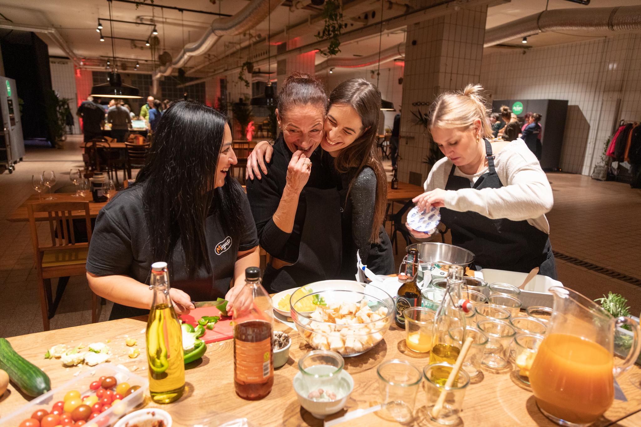 Kitcheria Spass mit Freunden