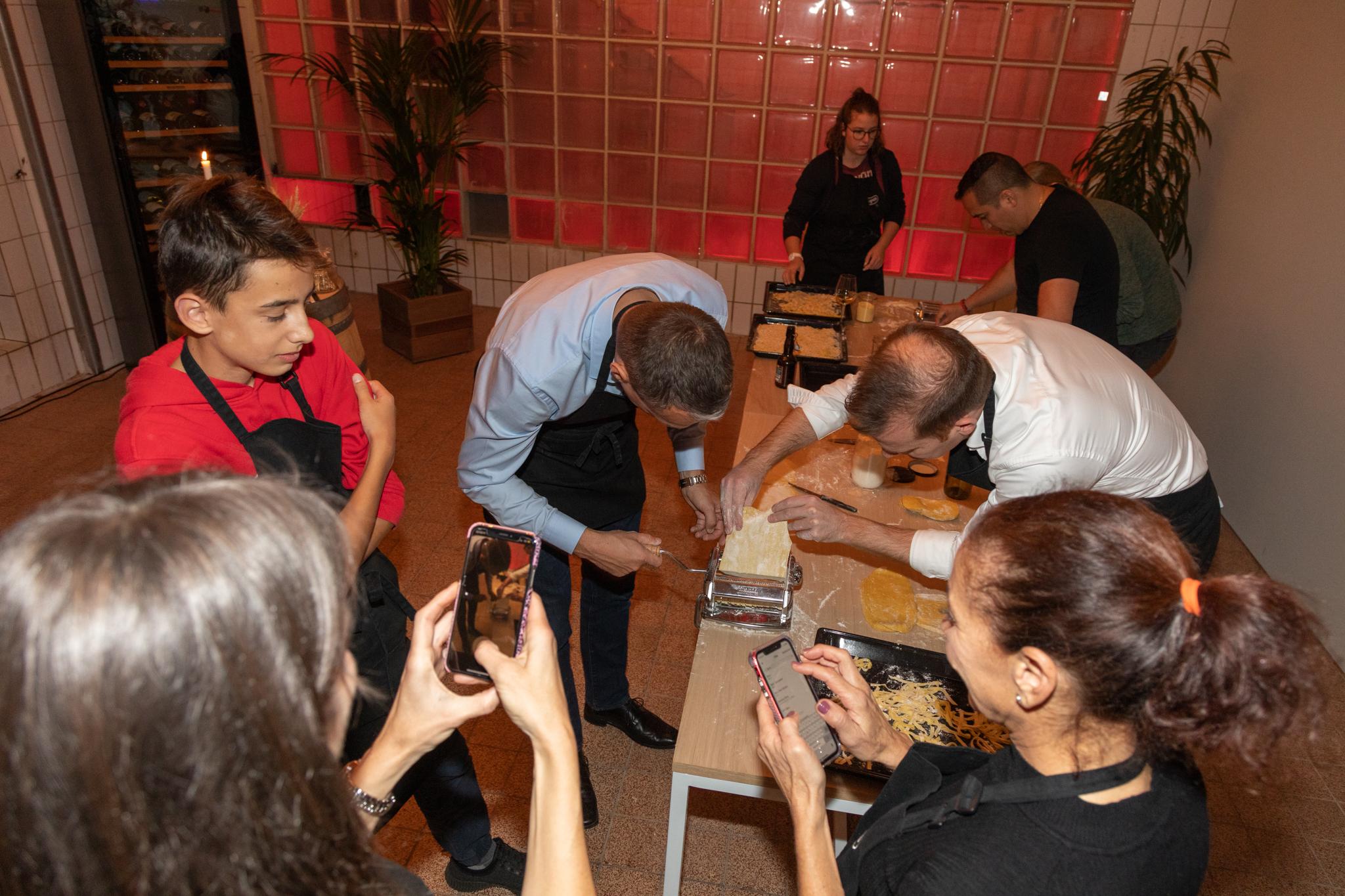 Kitcheria so wird Pasta hergestellt