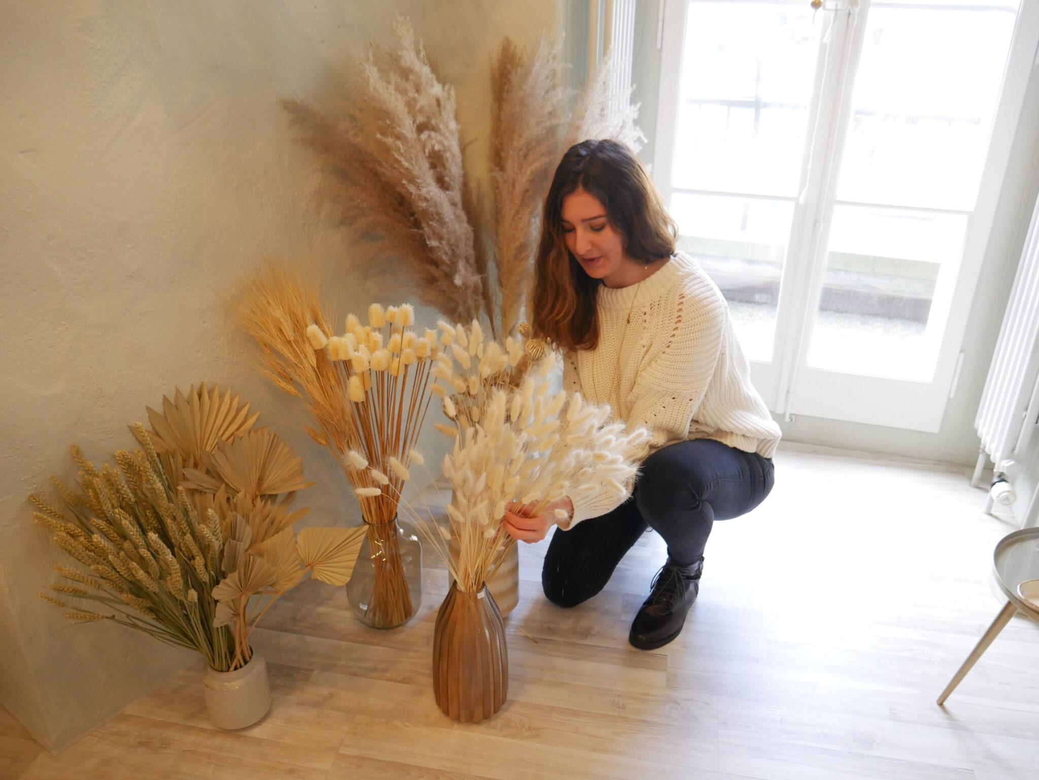 plantiful Jennifer und Trockenpflanzen