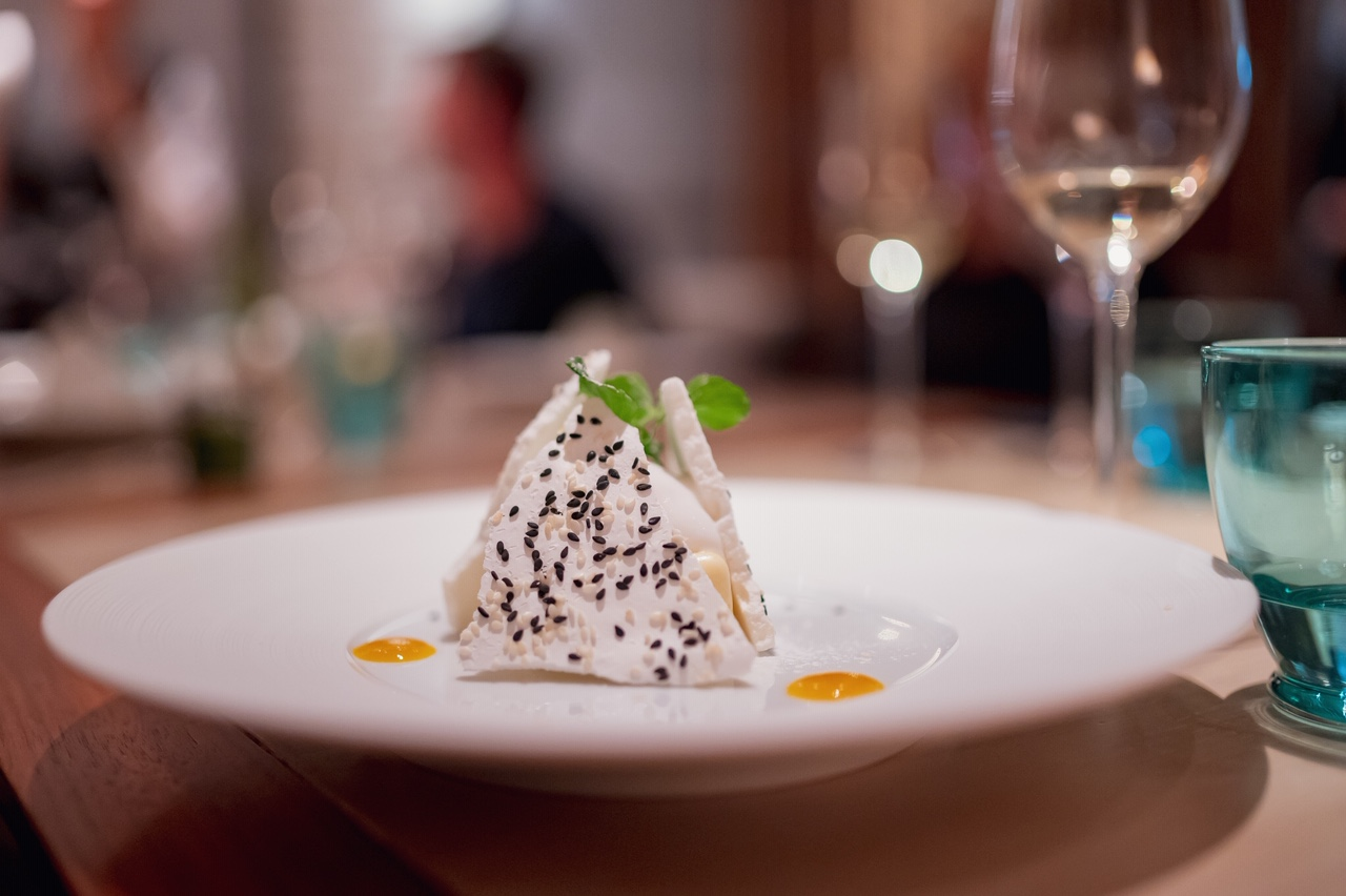 Dessert Chedi Andermatt