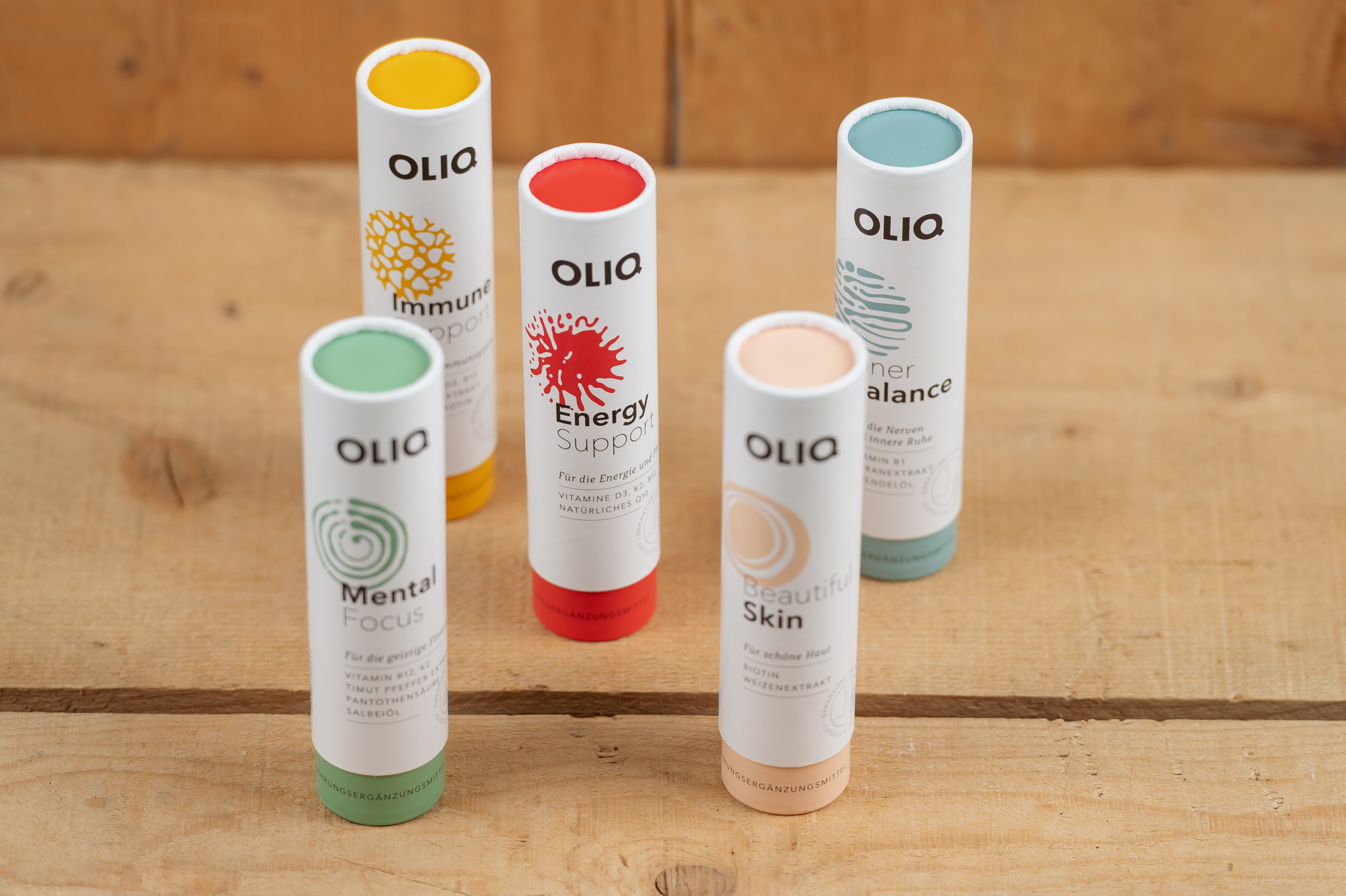 Oliq Vitamin sprays