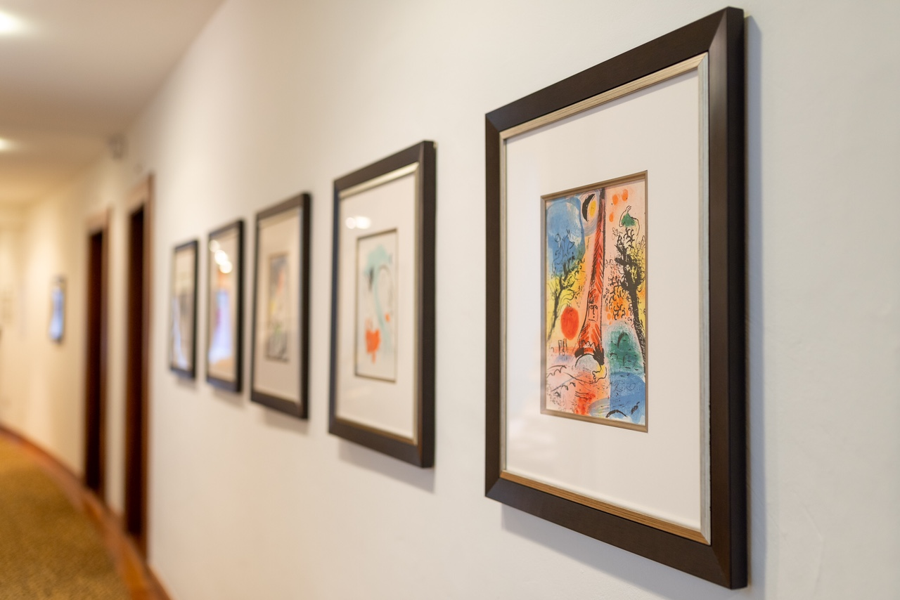 Art Boutique Hotel Monopol Marc Chagall