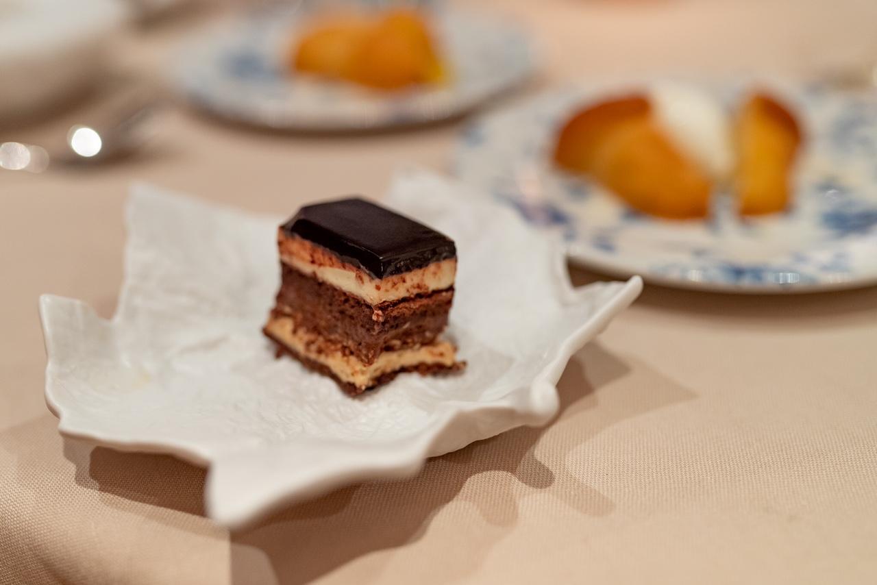 Art Boutique Hotel Monopol Dessert