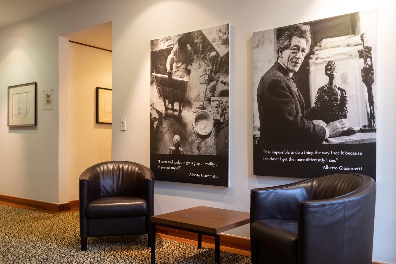 Art Boutique Hotel Monopol Giacometti