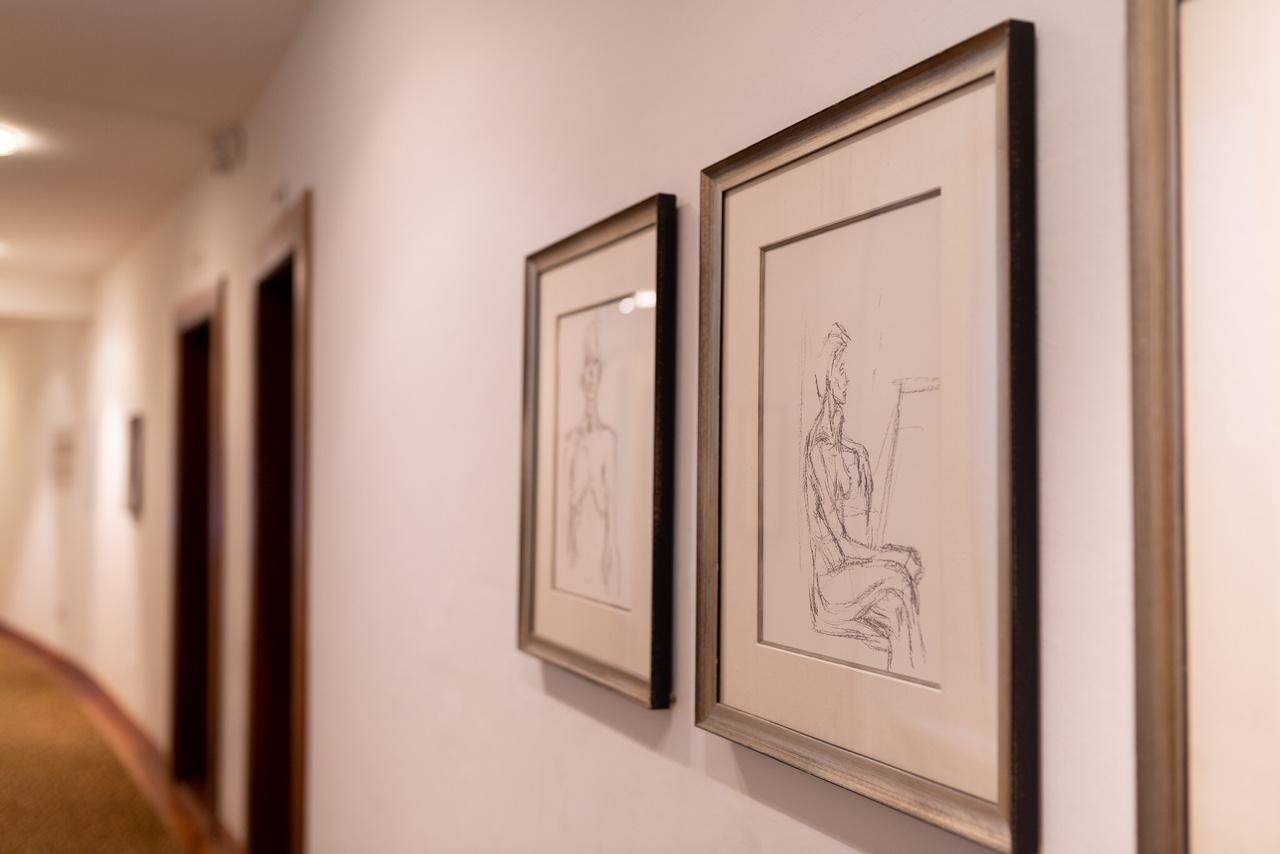Art Boutique Hotel Monopol Alberto Giacometti