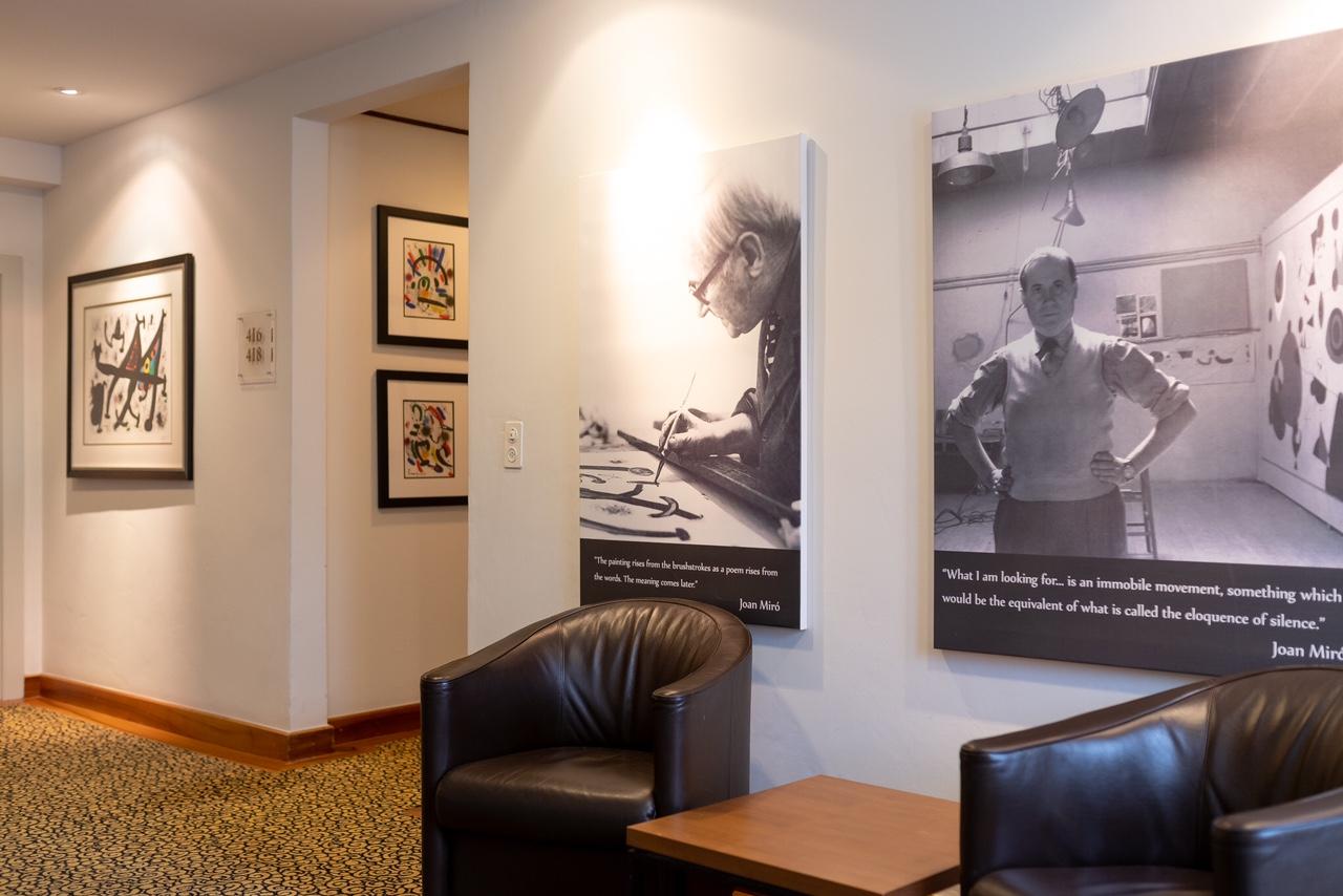 Art Boutique Hotel Monopol Joan Miro