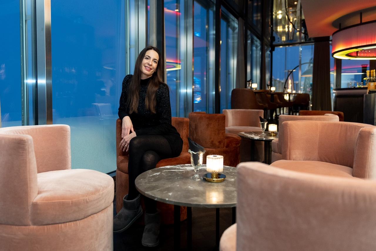 Art Boutique Hotel Monopol drinnen mit Slavia