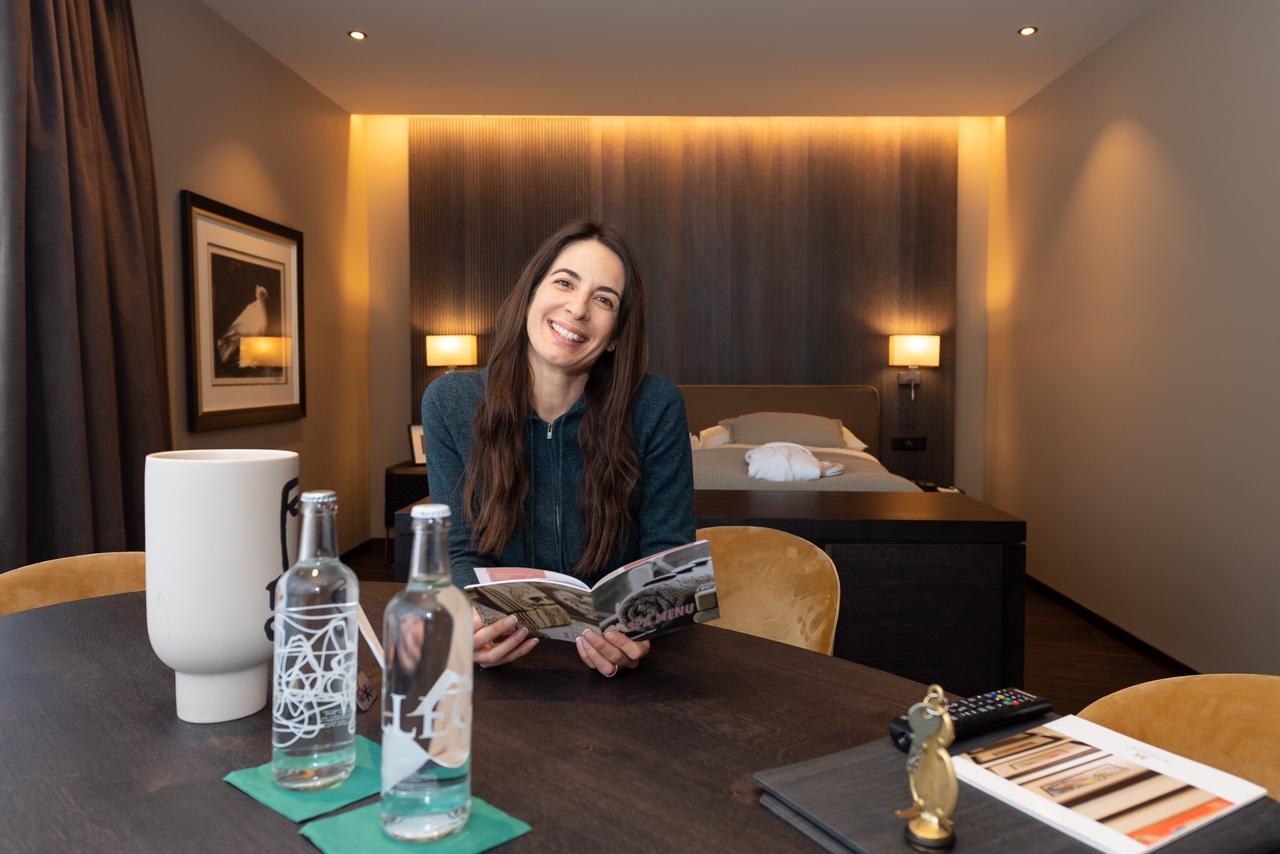 Art Boutique Hotel Monopol Zimmer mit Slavia