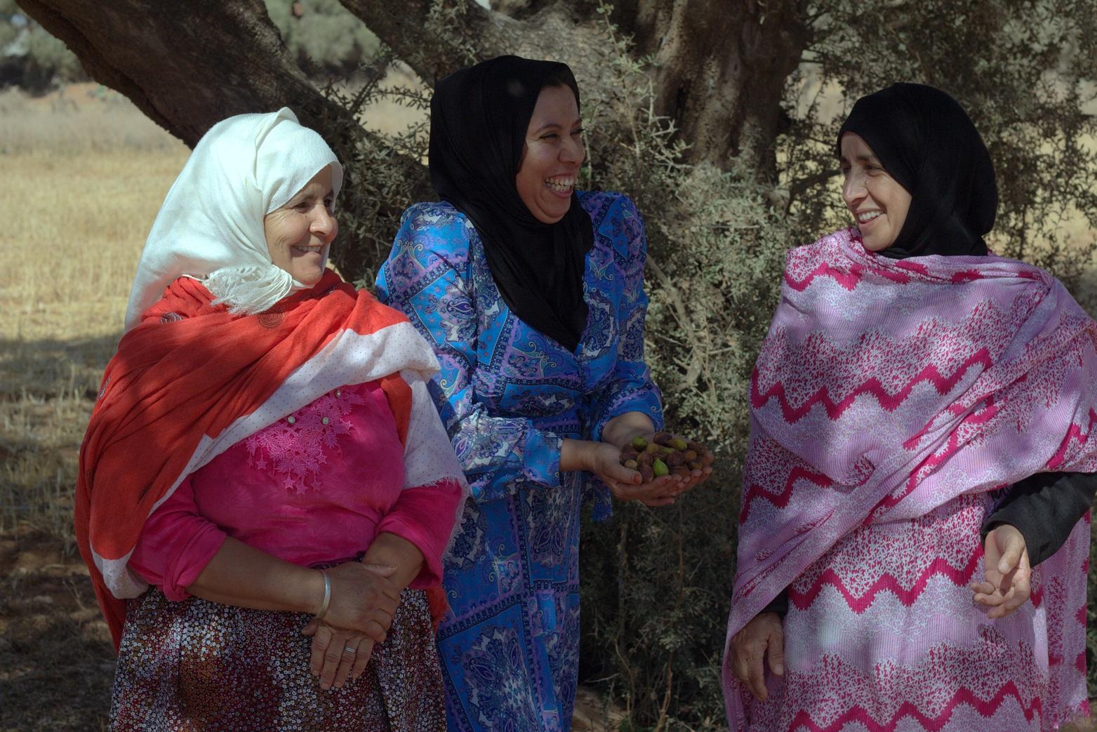 Arganöl Berberfrauen